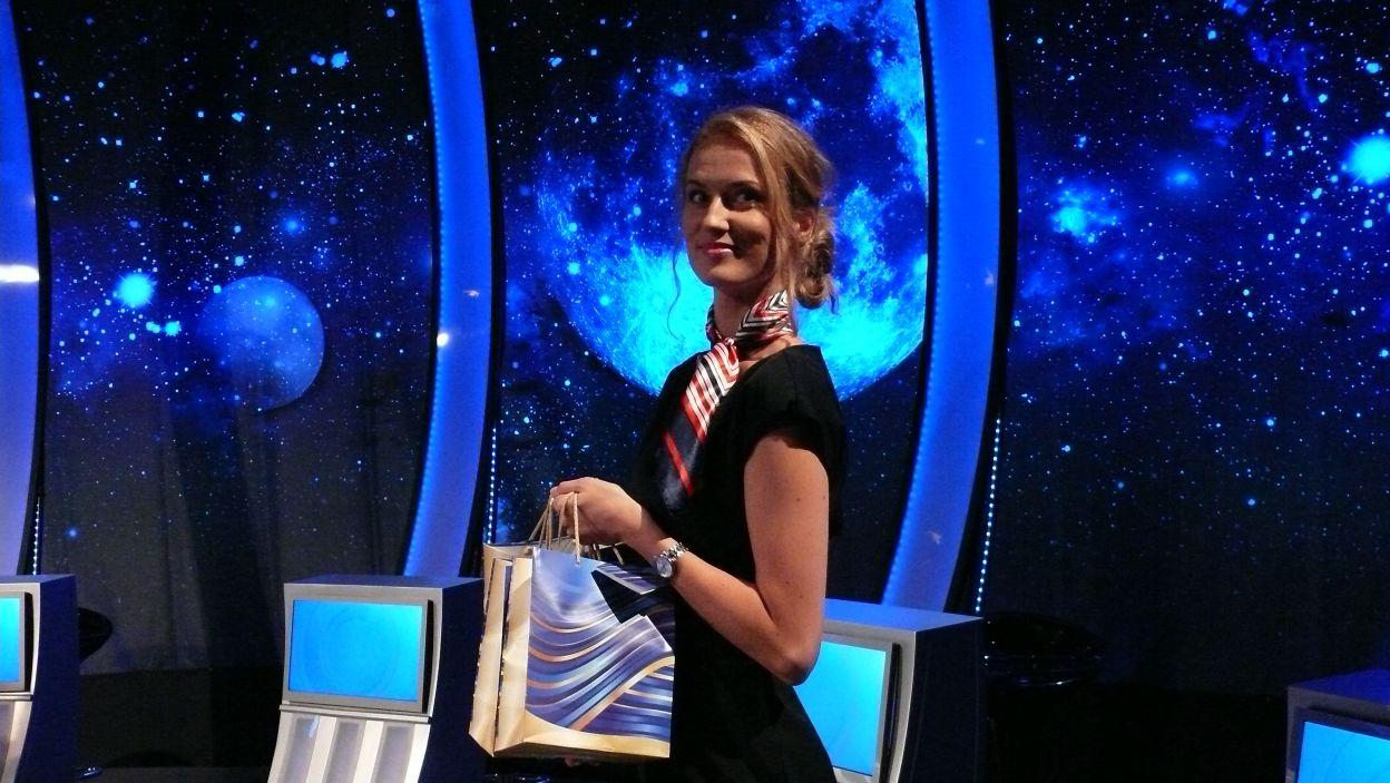 Pani Sylwia przekaże nagrody finalistom