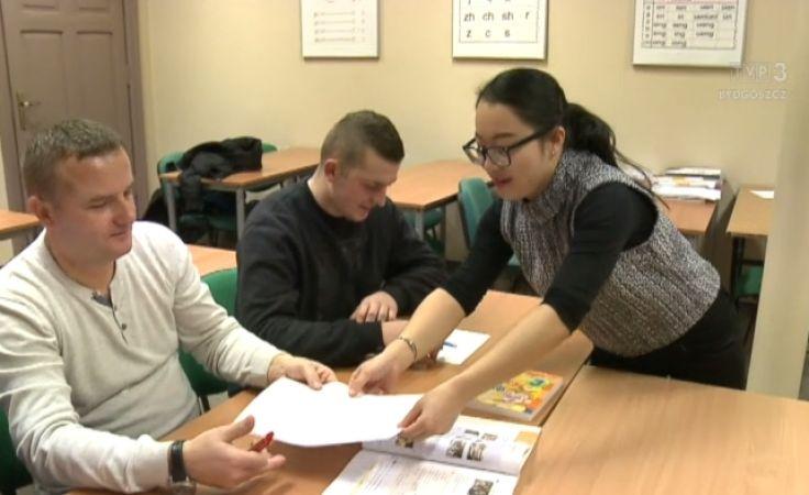 Znajomość języka i kultury chińskiej jest w cenie