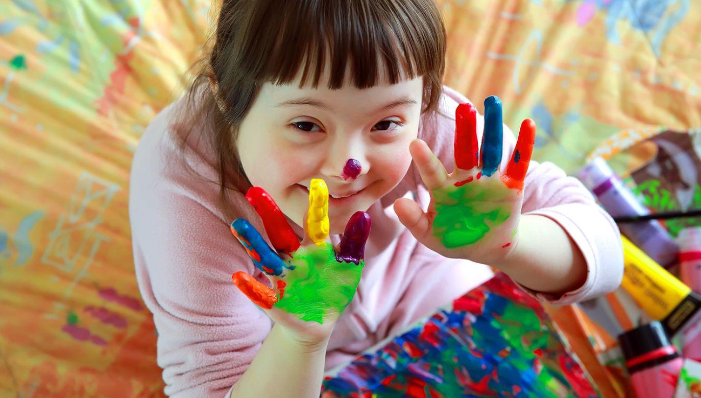 21 marca obchodzimy Światowy Dzień Zespołu Downa (fot. Shutterstock/Autorstwa Denis Kuvaev)