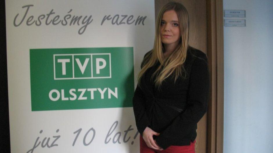 Kamila Dobrońska, prezes akademickiego klubu płetwonurków Skorpena.