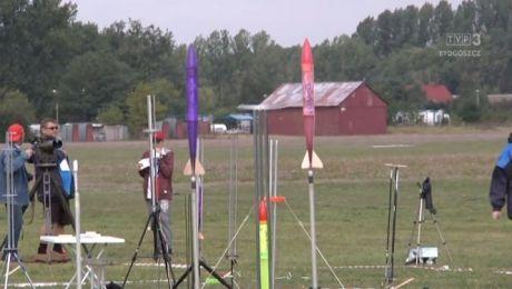 Ćwierć tysiąca rakiet z całej Europy lata nad Kruszynem