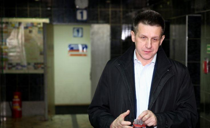Jan Bury  PAP/Andrzej Grygiel
