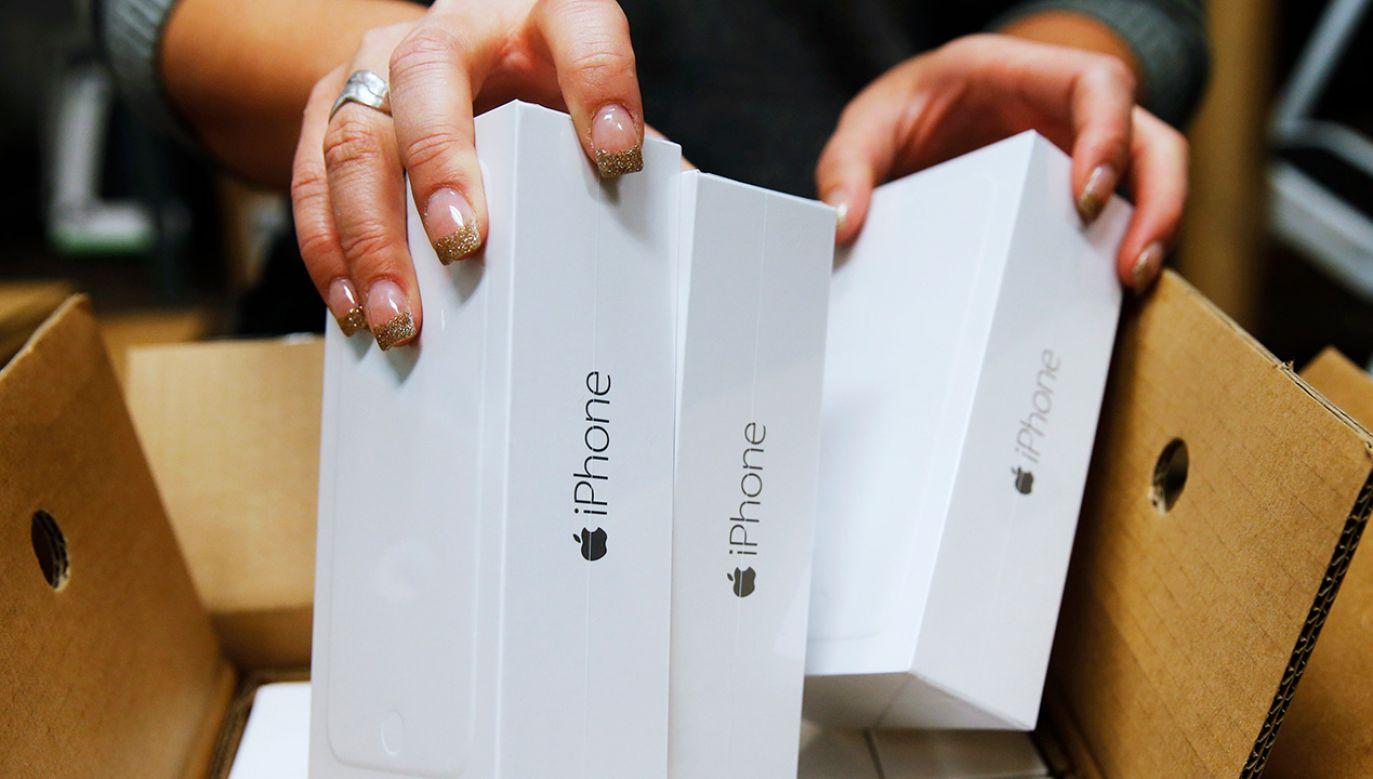 To kolejna inwestycja Apple (fot. George Frey/Getty Images)