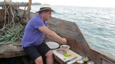 Makłowicz w podróży – jeden przepis – Zanzibar