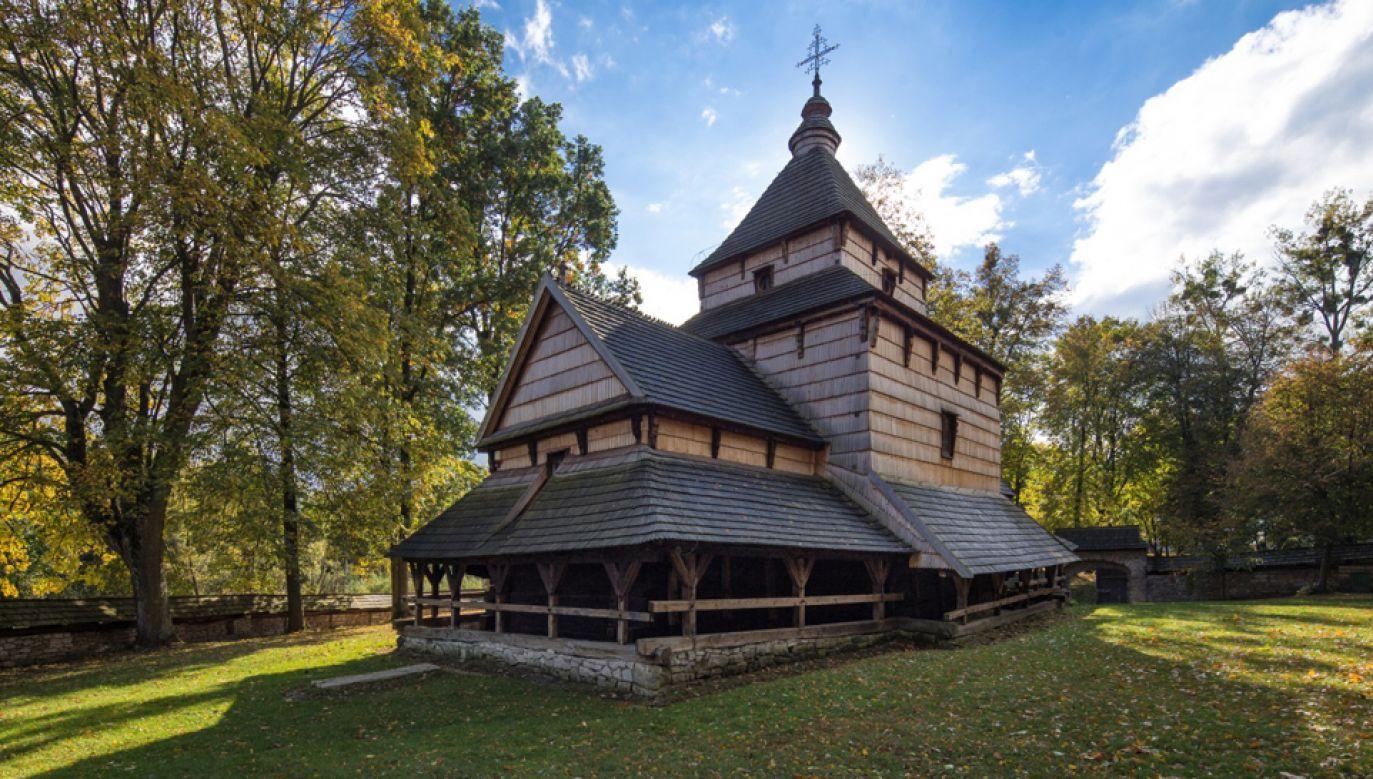 Radruż – zespół cerkiewny (fot. KPRP)