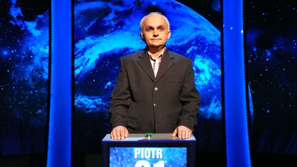 Piotr Pikuła - zwycięzca 13 odcinka 99 edycji