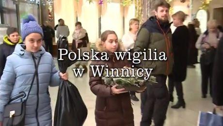 Polska wigilia w Winnicy
