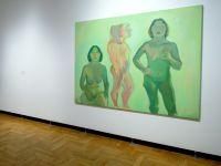 Wystawa Marii Lassnig pierwszy raz w Polsce