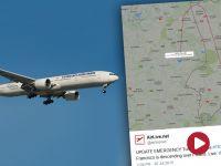 Turecki Boeing 777 musiał przerwać lot, wylądował w Warszawie. Przyczyną podejrzany pakunek?