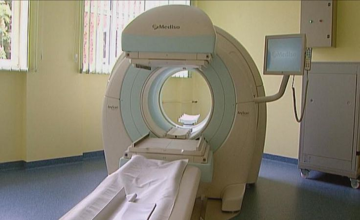 Supernowoczesny tomograf komputerowy