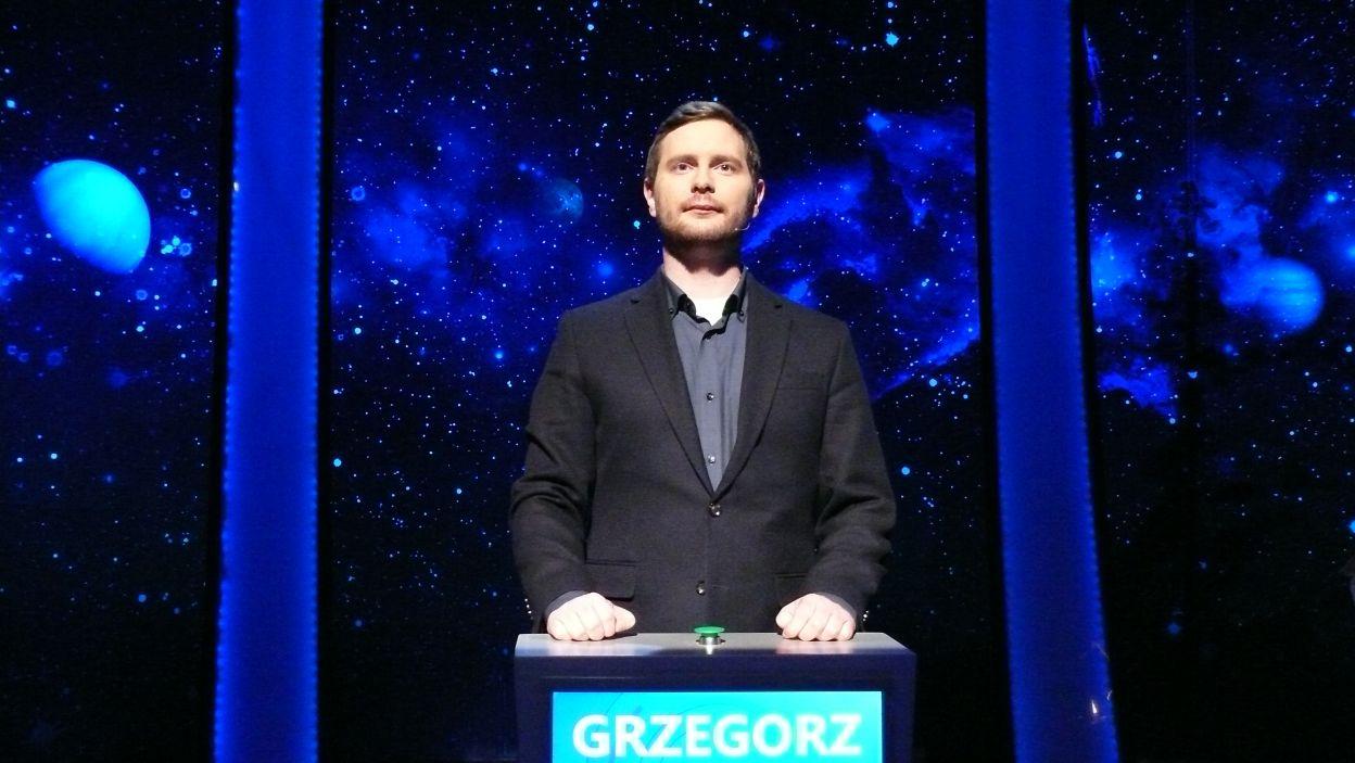 Grzegorz Płotka - zwycięzca 12 odcinka 105 edycji