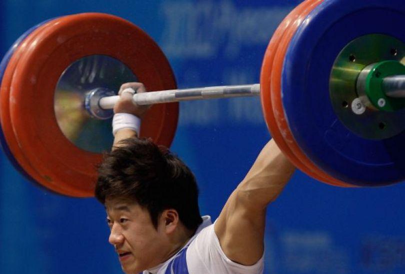 Sa Jae-Hyouk – mistrz w kategorii 77 kg (fot. Getty Images)