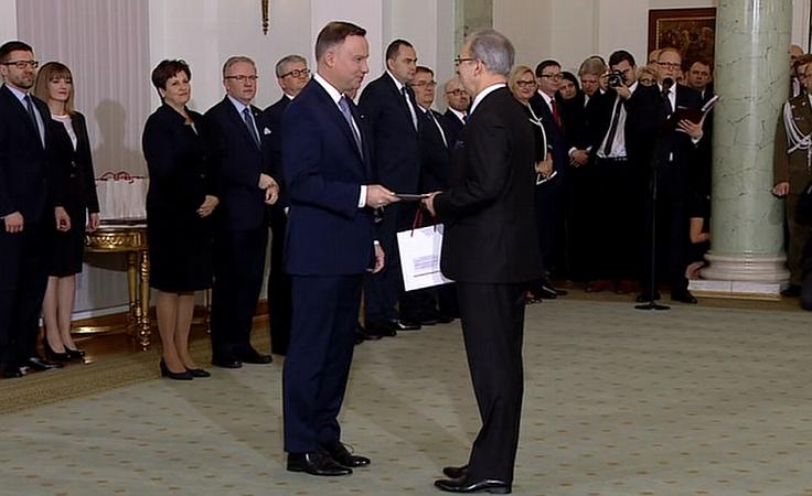 Jerzy Kwieciński pokieruje Ministerstwem Inwestycji i Rozwoju