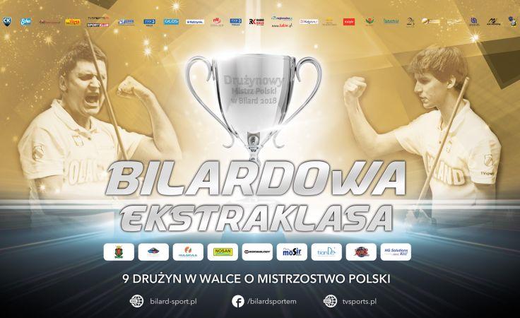 Bilardowa Ekstraklasa