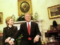 """""""Byliśmy pewni, że uderzyła go książką"""". Kulisy życia Clintonów w Białym Domu"""
