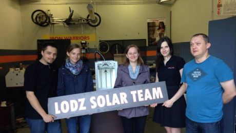 (fot. facebook.com/LodzSolarTeam)