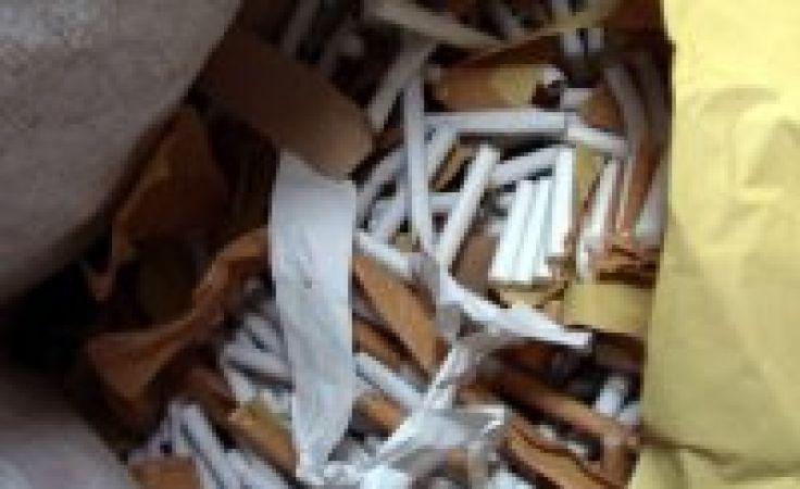 Zabezpieczono art. tytoniowe i spirytus bez akcyzy
