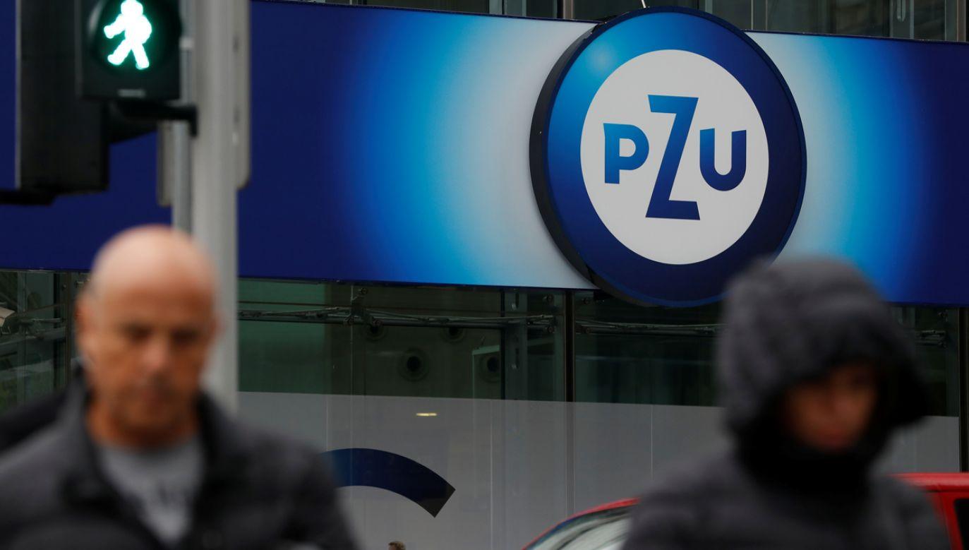 Zarząd PZU przedstawił we wtorek zaktualizowaną strategię Grupy PZU do roku 2020 (fot. REUTERS/Kacper Pempel)