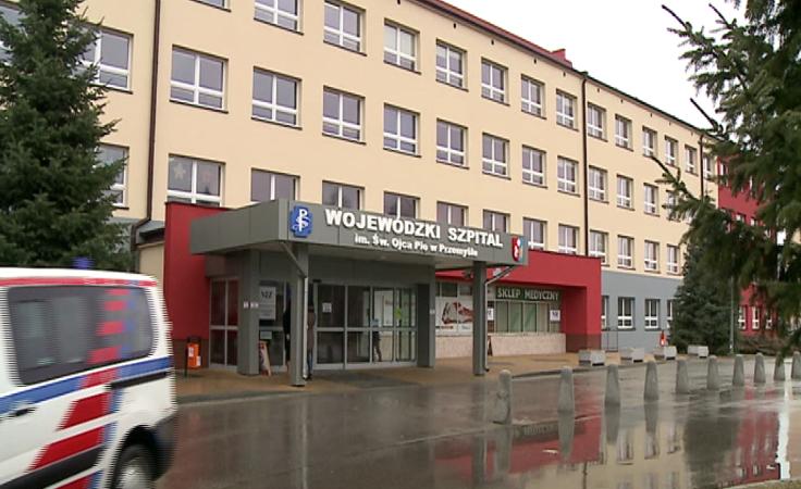 Spory wokół szpitalnej fuzji w Przemyślu.