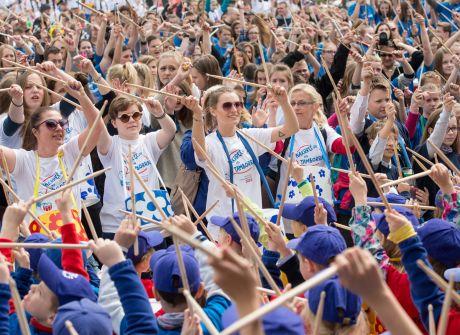 Tak Wrocław świętuje Tamborradę