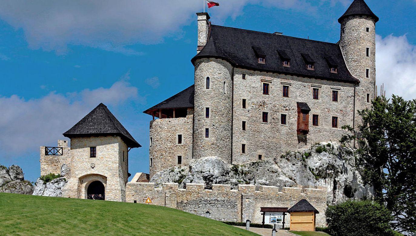 Zamek w Bobolicach (fot. Wikipedia)