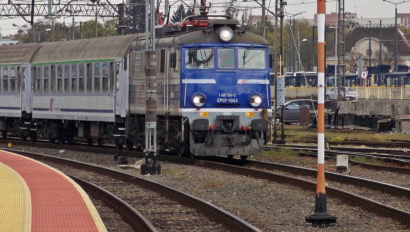 Utrudnienia na trasie pociągów (fot. Flickr/Chris Wakeman)