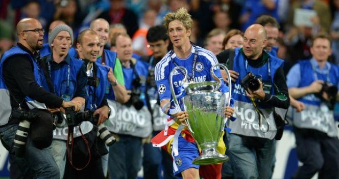 Torres reprezentuje barwy Chelsea Londyn, z którą niedawno świętował triumf w Lidze Mistrzów (fot. Getty Images)