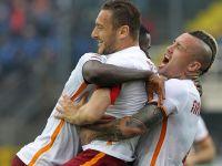 Imponująca pogoń Romy. Totti znowu to zrobił!
