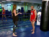 Trening Muay Thai