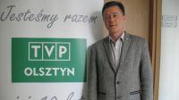 Andrzej Karwowski, kierownik Jednostki Realizującej Projekt V.
