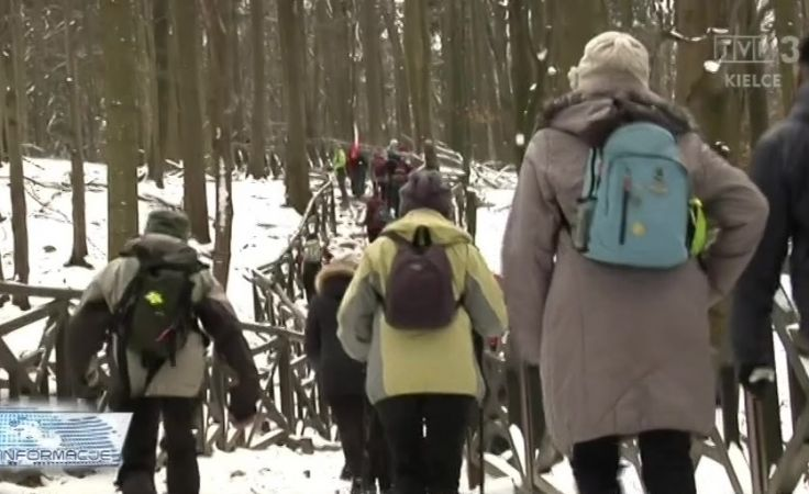 Na Łysicy uczcili zdobywców Mount Everest