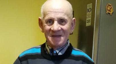 Zdzisław Gubała ma 82 lata, zaginął prawdopodobnie w lesie 12 stycznia 2018 r.
