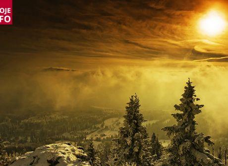Piękne zimowe widoki na Waszych zdjęciach