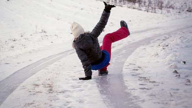 W weekend pogoda nie będzie nas rozpieszczać (fot. Shutterstock/stoatphoto )