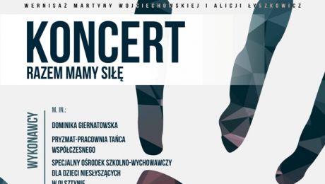 Ideą koncertu jest zgromadzenie w jednym miejscu zróżnicowanych środowisk artystycznych