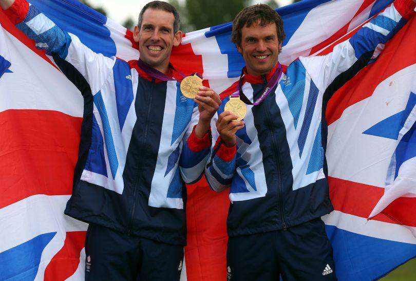 Konkurencja C2 mężczyzn należała do Brytyjczyków, zwyciężyli Tim Baillie oraz Etienne Stott (fot. Getty Images)