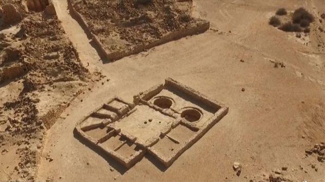 Polscy naukowcy na pustyni Negev. Badają starożytne miasta