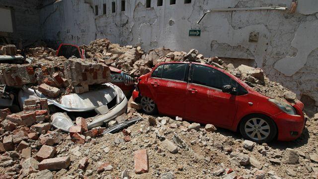 Silne trzęsienie ziemi w Meksyku. Nie żyją dziesiątki ludzi