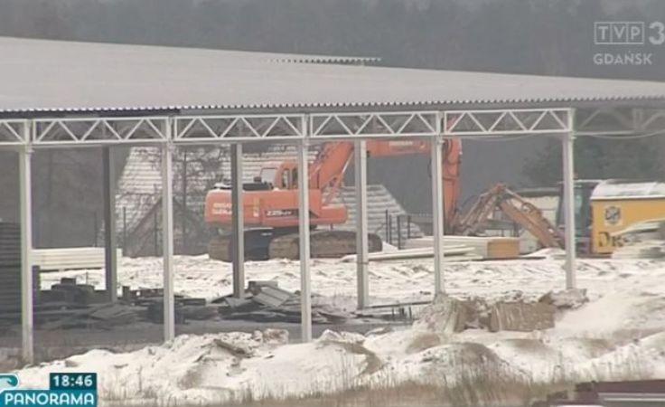 Mieszkańcy gminy Słupsk nie chcą fabryki mączki rybnej