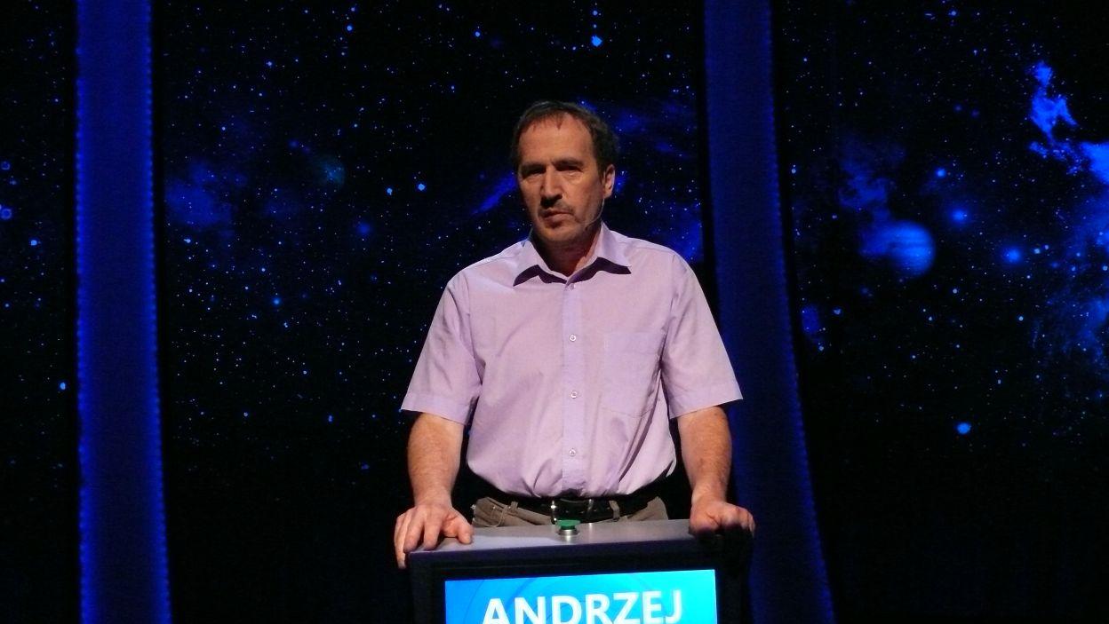 Andrzej Kuprianowicz - zwycięzca 17 odcinka 101 edycji