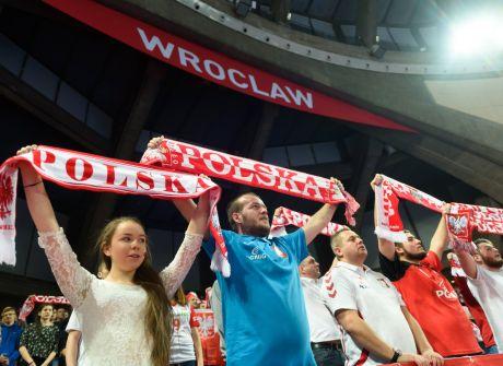 Polska – Szwecja w Hali Stulecia