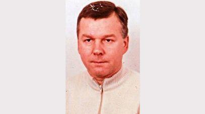Tadeusz Paciorkowski zaginął 3 lipca 2014 r.