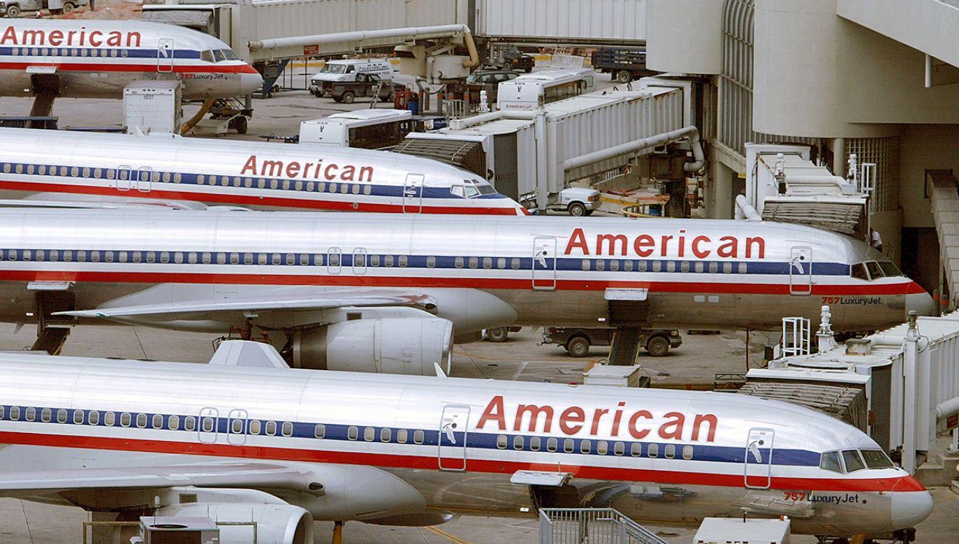 Rozpoczęła się akcja nakłaniania pilotów, by jednak obsłużyli loty (fot. Joe Raedle/Getty Images)