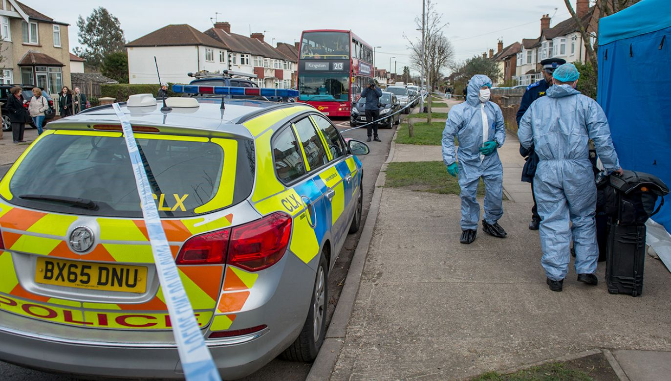 4 marca Siergiej Skripal i jego córka Julia trafili otruci do szpitala (fot.Chris J. Ratcliffe/Getty Images)