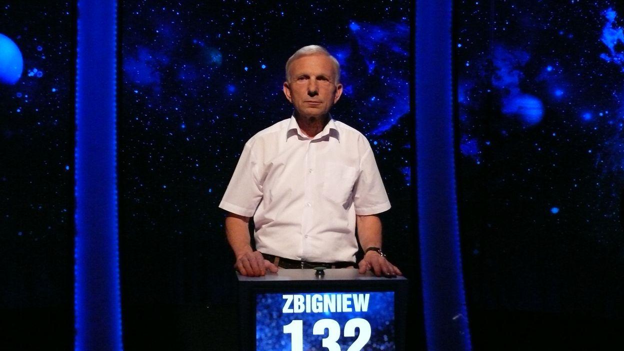 Zbigniew Wódkowski - zwycięzca 12 odcinka 100 edycji