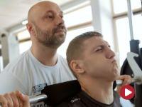 Prawa ręka Łapina: wojownik zawsze walczy