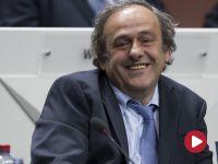 """Platini chce rządzić FIFA. """"To może być lubiana organizacja"""""""