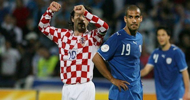 W meczach z Izraelem Chorwaci odnieśli dwa zwycięstwa (fot. Getty Images)