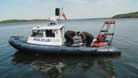 Szukają zaginionego żeglarza. Akcja trwa od niedzieli