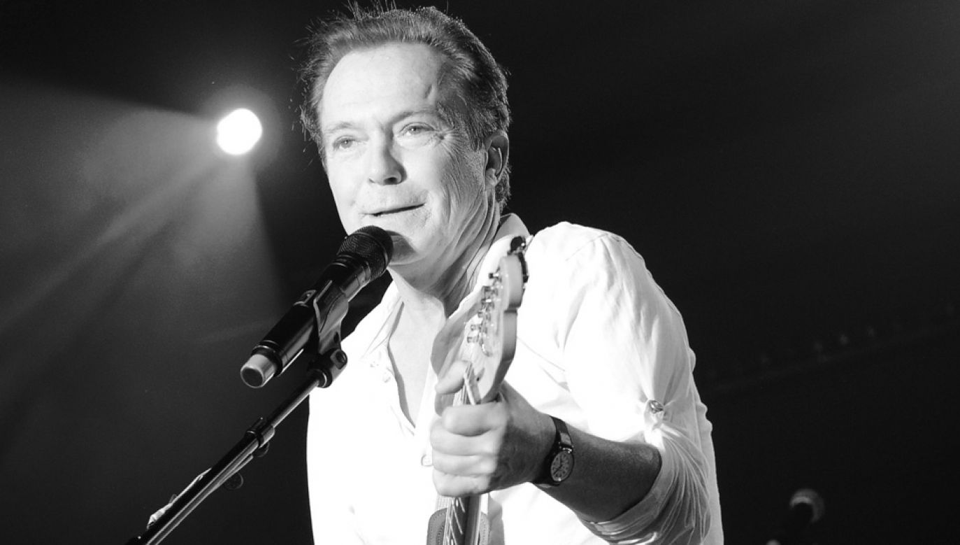 David Cassidy cierpiał na demencję (fot. Rick Diamond/Getty Images for IEBA)